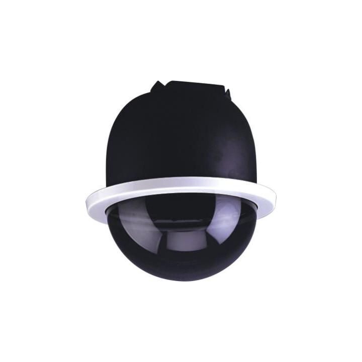 Kuppel fur horizontale motorisierte tourelle innentourelle videouberwachung sicherheitstechnik schutz