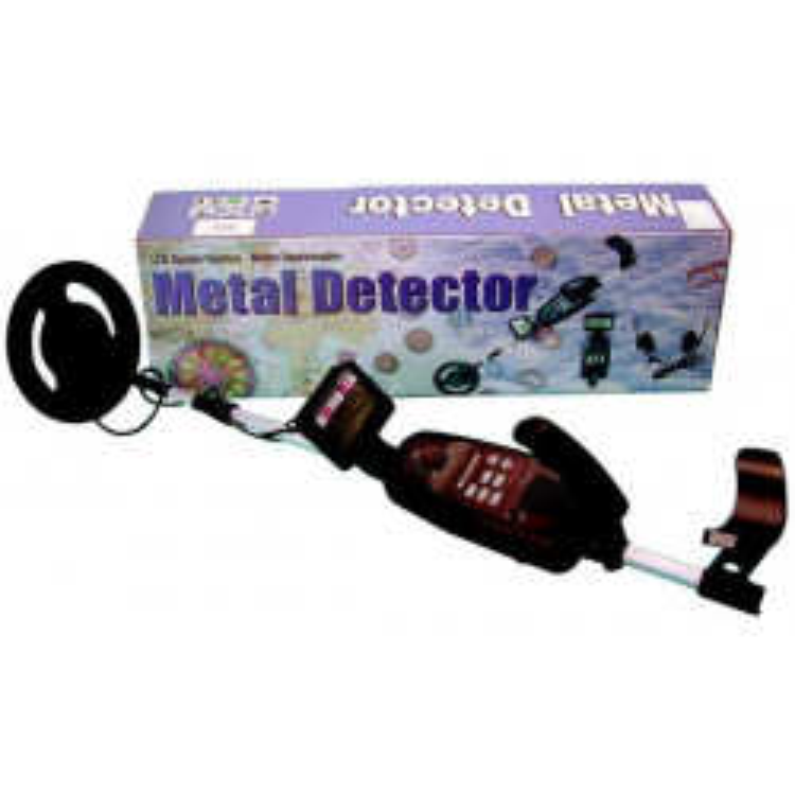 Metal detector per le vacanze (1-7 giorni) in oro gioielli in argento 6.6khz camera del tesoro rivelatore di caccia