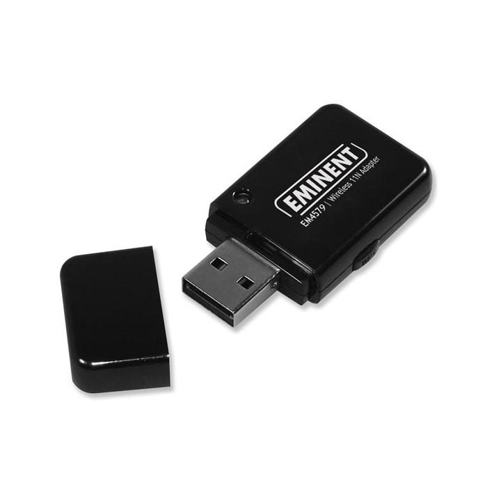 Adattatore di rete usb wireless 300n di eminent - em4579