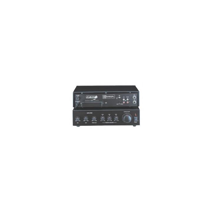 30w amplificador partido conferencia de megafonía trastero sopasa30