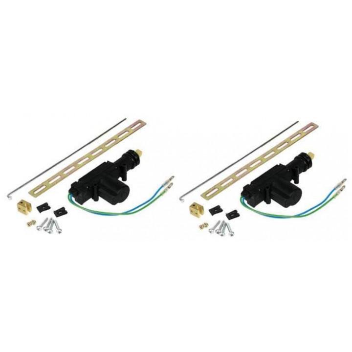 2 moteur electrique 12v 2 fils fermeture centralisée porte systeme alarme vehicules auto 12vcc