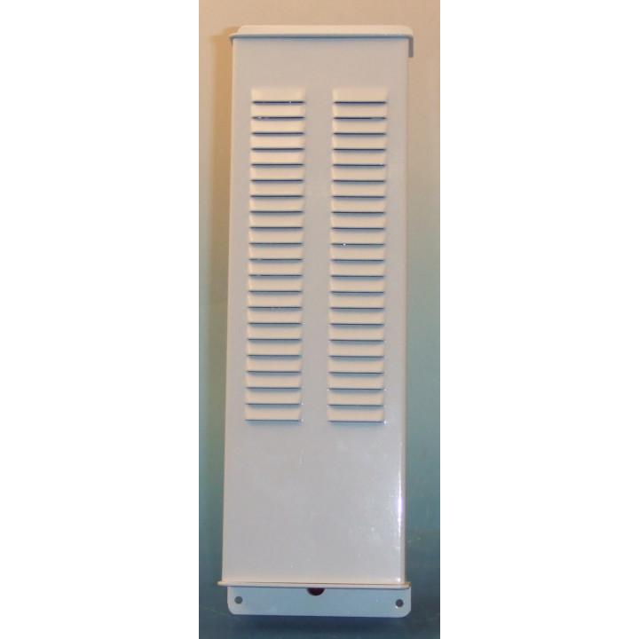Electronic alarm siren 115db 12vdc 1100ma led interior + tamper
