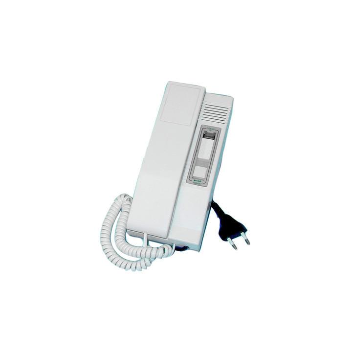 Combine interphone 220v de portier phonique appartement 2sb 230v dp2sb