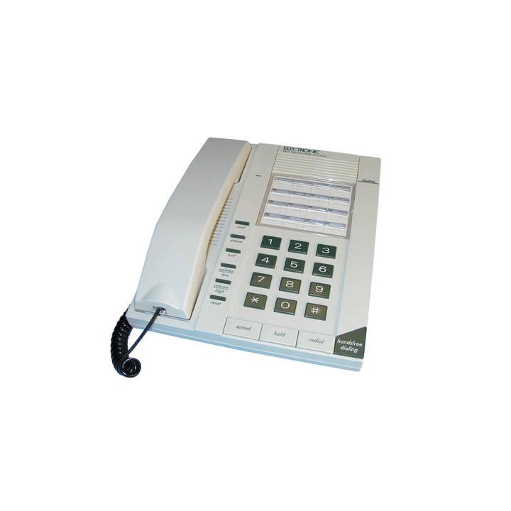 Telefono mano libere per centrale telefonica pebx 12l48p telefoni telefonia