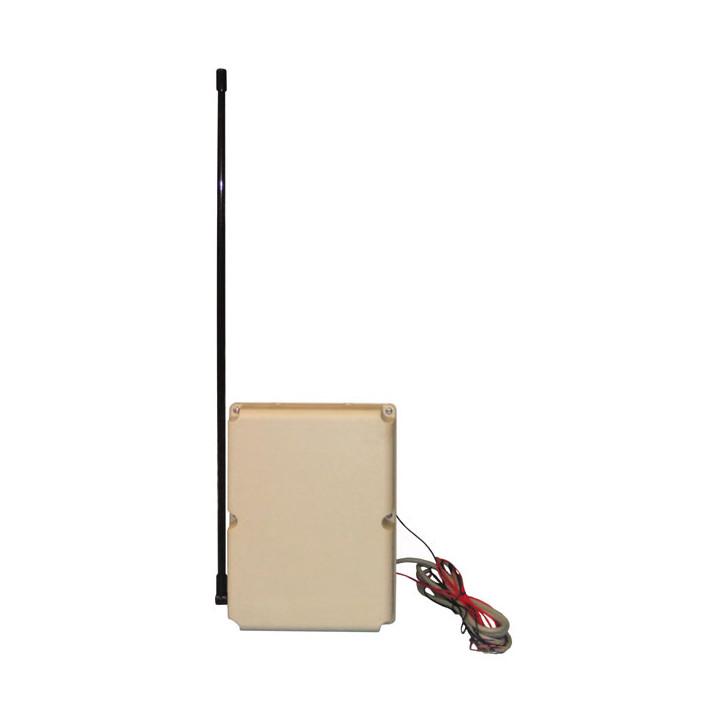 Centrale electronique de portier interphone sans fil ppsf5 wepasf 10005
