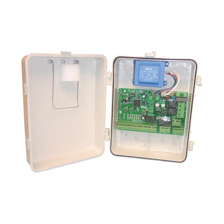 Turautomatenzentrale fur flugeltore und schiebetore ea73 elektronikgerat elektronisch zentrale fur turautomaten