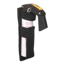 Holster for 300ml aerosol – cordura – without flap for self defense spray geltg security defense
