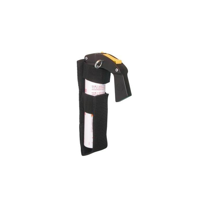 Schachtel wolbt 300 ml cordura schutzen sie griff fur aerosol selbstverteidigung geltg sicherheit