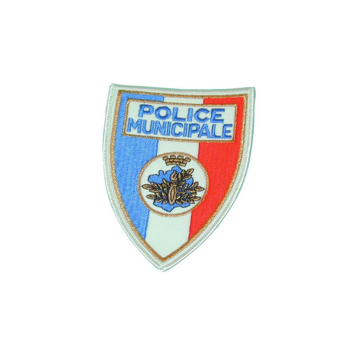 Shield municipal police badge police municipal shields badges