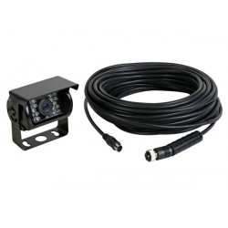 Optional 12v-autokamera + 20m kabel für cam19 camset21