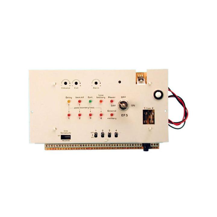 Circuito electronico central alarma ef5 centrales alarmas electronicas circuitos proteccion antirobo seguridad