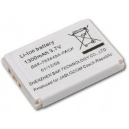 batterie Li-ion rechargeable 3.7V 1300mAh BAT-EYE02 pour EYE-02