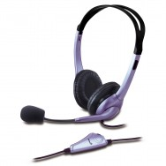 Genius HS-04S micro-casque anti-bruit ajustable