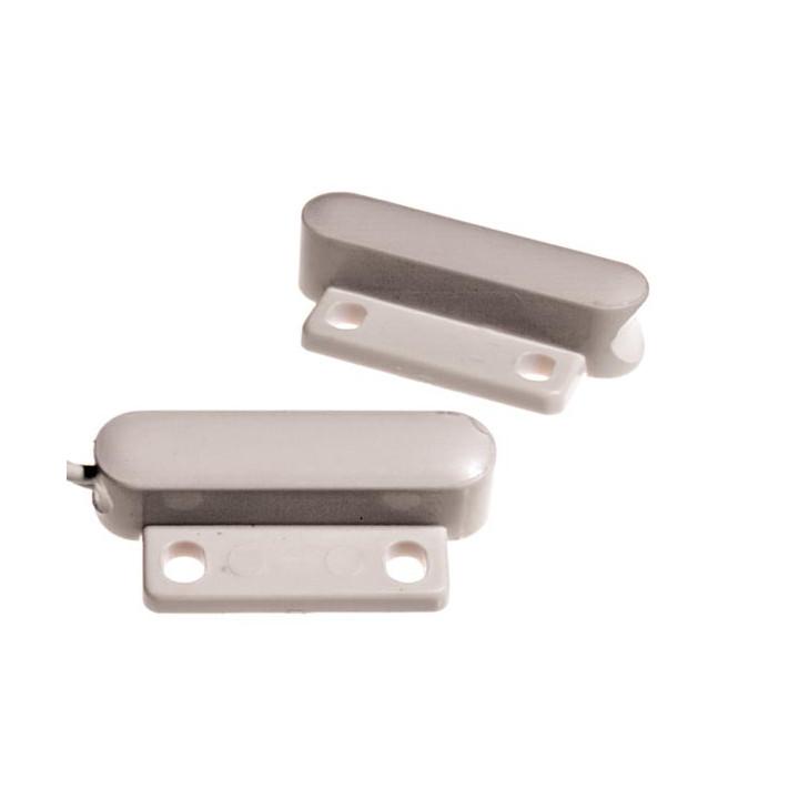 Mini detecteur ouverture capteur magnetique Ø6mm haa28 contact alarme nf saillie
