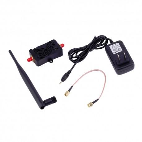 Amplificateur wifi 4000mw répéteur 4w 2.4ghz extension signal réseau sans fil lan