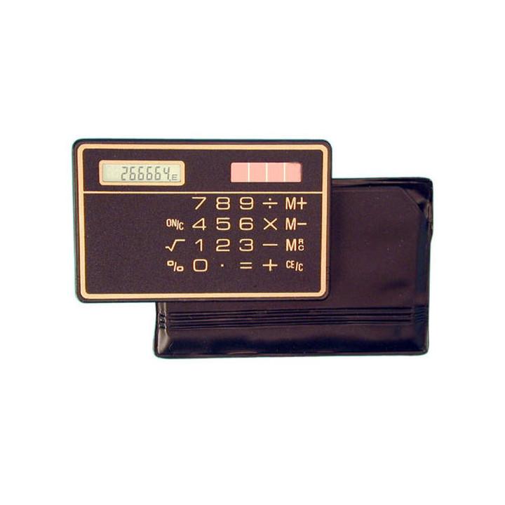 Calcolatrice a pannello solare calcolatrice solare