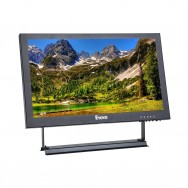 """13 """"Monitor IPS pantalla 13 pulgadas 16: 9 Resolución de 1920x1080 Video Audio con entrada VGA BNC"""