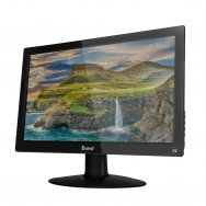 Schermo da 15,6 pollici IPS Video Monitor LCD HD 1920x1080 a colori Display audio con ingresso AV / VGA / BNC