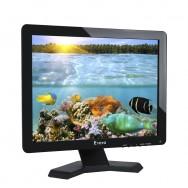 Monitor LCD de 17 pulgadas Panorámica1280x1024 Resolución 4: 3 Pantalla de video FHD 1080P HD