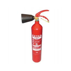 Extinguisher 2kg co2 (ou carbone dioxide) co2up en3 norme european classe fire abc extincteur