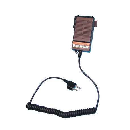 Microphone speaker coder voice changer microphone voice distortion for  t434, t446, t5w walkie talkie scrambler voice microphone - Eclats Antivols