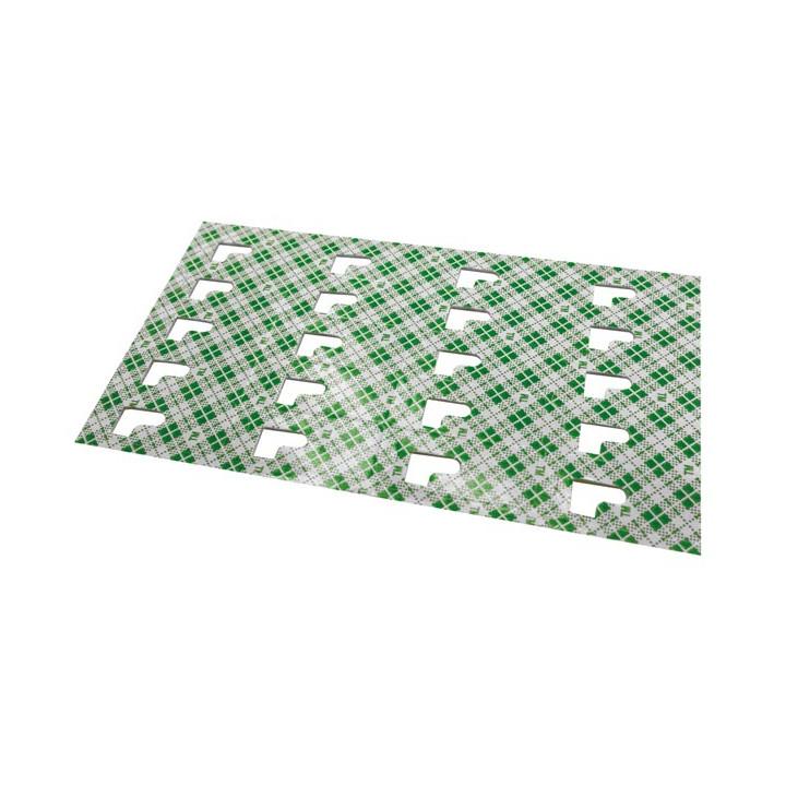 20 pcs ham10n/sp1 adhesivo para ham10n sistema de alarma demostración del producto