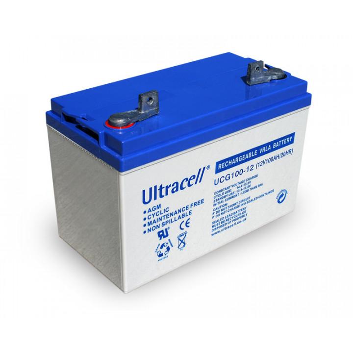 Rechargeable battery 12v 100ah rechargeable battery lead calcium battery