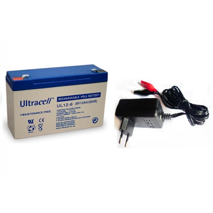 7.2vcc cargador 220v 110v 0.5a 6v 1a 6w batería recargable batería de la motocicleta 6v 12a hb-0702