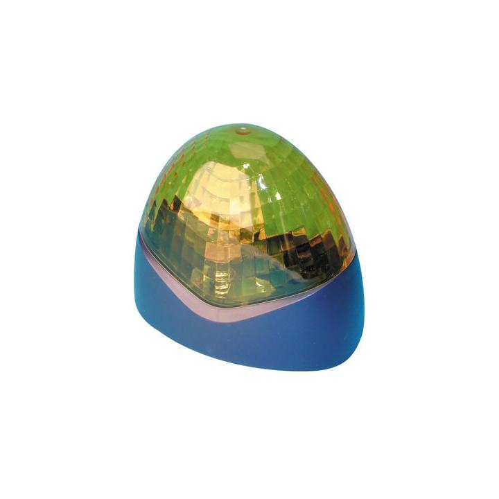 Luz intermitente 220vca 40w ambar fcea luz intermitente señalizacion