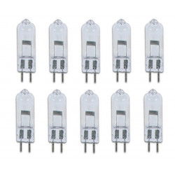 10 bulb electrical bulb lighting ehj 250w 24v g6.35 halogen electrical bulb electrical lighting