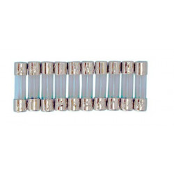 Fuse 5 x 20mm fast 0.63a (10pcs box)