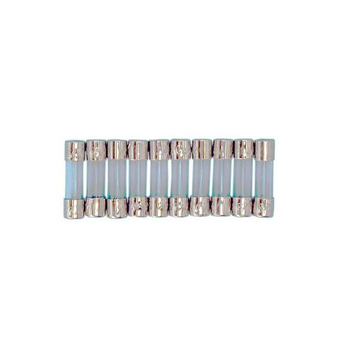 Sicherung 5 x 20mm flink 0.63a (10 st. box)