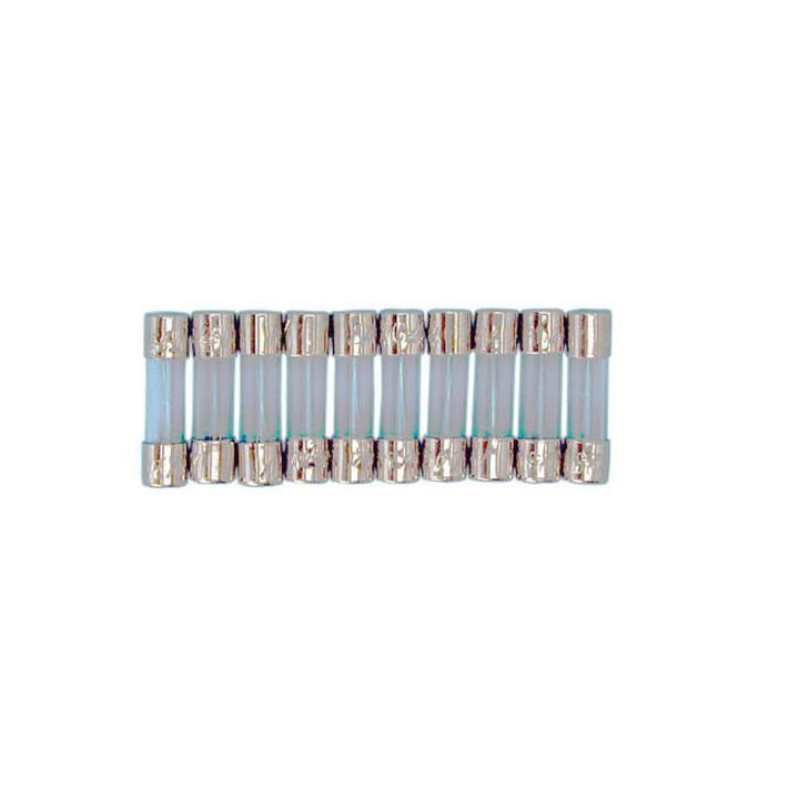 Fusible 5 x 20mm rapido 4a (10 unidades por caja) fusible rapido electricidad