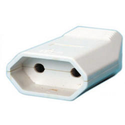 Plug 220vac 6a female electric plug (1 item) plug 220vac 16a female electric plug electric female plugs plug 220vac 16a female e