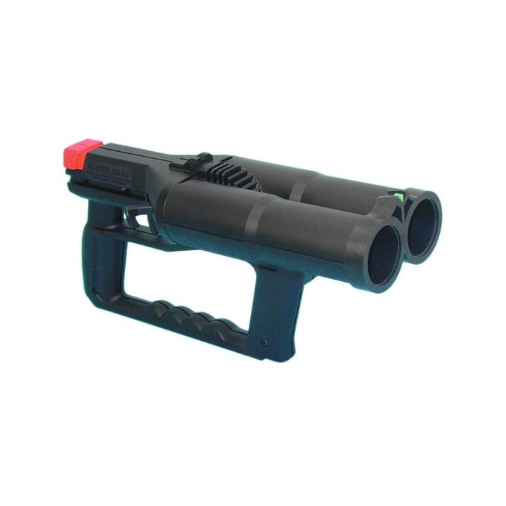 Arma defensa flash ball 44mm arma letal atenuada sexta categoria flash ball flash ball falsh ball armas defensas