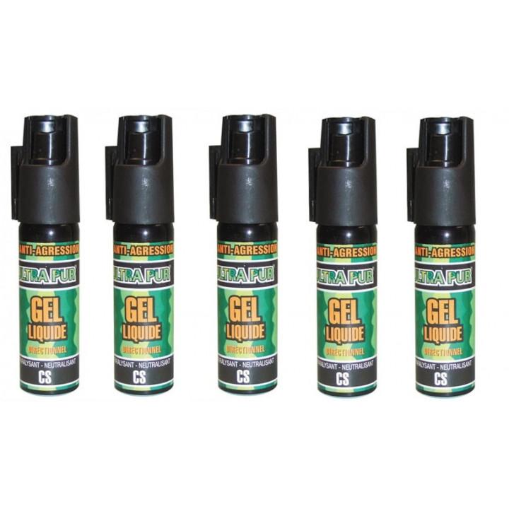 5cs gel abwehrspray lahmung der muskulatur cs abwehrspray cs spray 25ml kleines modell selbstverteidigung