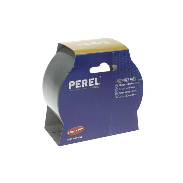 Tubería de agua tubería adhesiva cinta adhesiva de reparación de tubería de 4,8 cm x 10m perel fdt10g