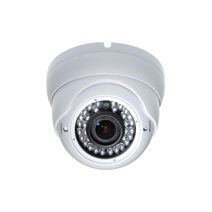 1/3' hochauflosende dsp sony effio dome kamera mit varifokal objektiv