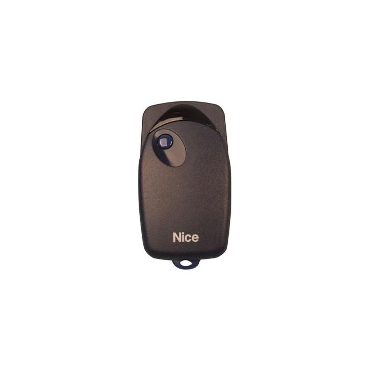 Télécommande nice flo1 dip portail 1 canal 433,92mhz emetteur radio transmetteur servo programmable