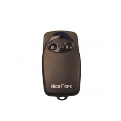 Remote control nice 2 channels rolling code 433.92mhz flo2r s