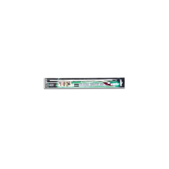 Grune kaltkathoden leuchtstoffrohre + versorgungsmodul 30cm (blister)