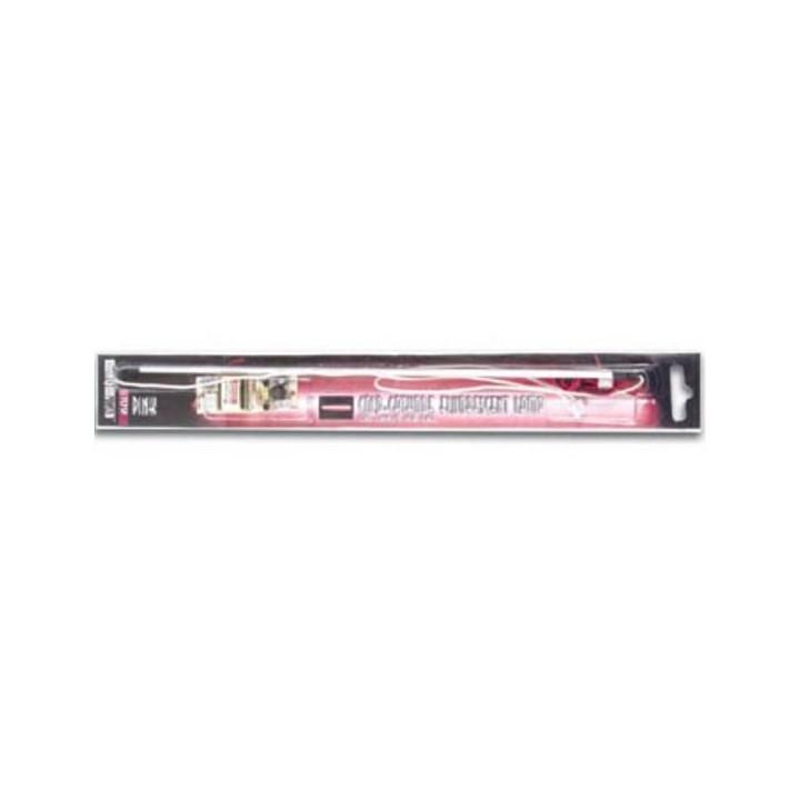 Rosa kaltkathoden leuchtstoffrohre + versorgungsmodul 30cm (blister)