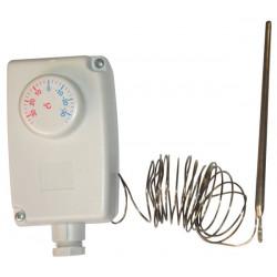 Thermostat mit sonde gefrierung maschine 24 240 v no nf 35° bis +35°