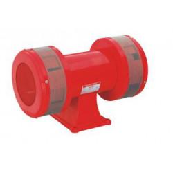 Sirene has electromechanical turbine 150w 220v 0.7a 1400m ms-590 Rotary 130db alarm system