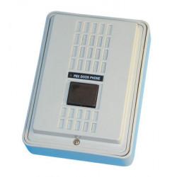 Interphone electronique de rue pour extin3 central telephonique pabx platine interphone de rue