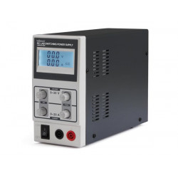 Adjustable dc power supply lab lab 0-30 V / 0-10 with a max power supply lcd laboratory labps3010sm