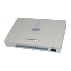 Central telephonique 3 lignes 12 postes (tc312a) autocommutateur téléphone pabx standard autocom