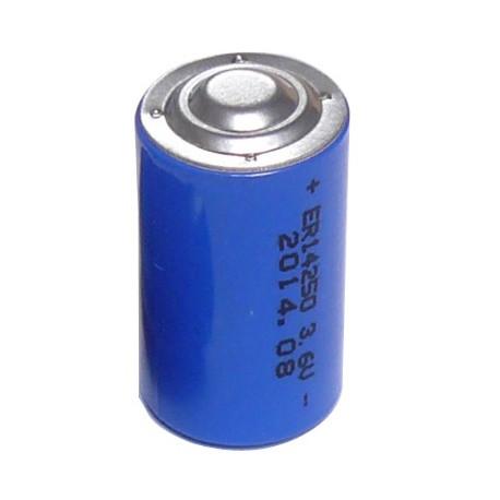 3.6v 1200mah lithium battery 1/2 aa tl5902 tl5151 tl5101 tl4902 ls14250 14250 ls tl sl750 sl350 lct1200