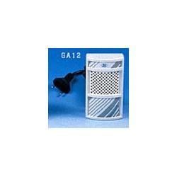 Detecteur fuite de gaz electronique radio hf 15 30m 433mhz ga15vr alarme incendie sans fil vr5