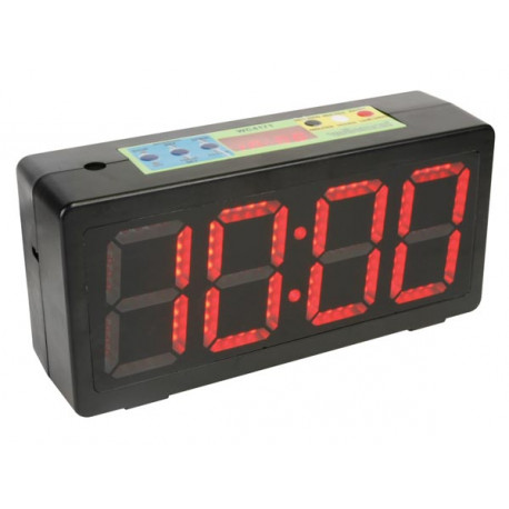 Stopwatch countdown clock with LED display WC4171 figures 10cm timer